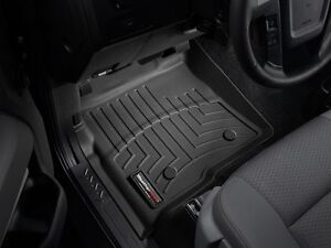 2013 ford f150 wheathertech lazer fit front floor mats London Ontario image 1