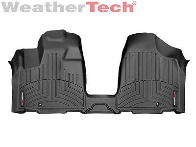 WeatherTech FloorLiner for Grand Caravan/Town & Country - 1st Row OTH - Black
