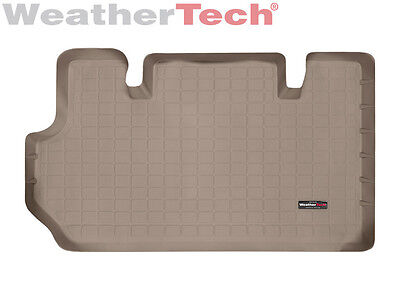 WeatherTech Trunk Cargo Liner for Town & Country/Grand Caravan/Voyager - Tan