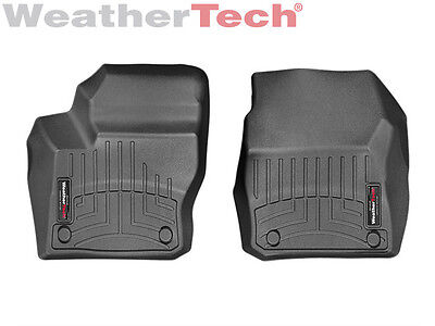 WeatherTec​h® Floor Mats FloorLiner - Ford Focus - 2012-2014 - 1st Row - Black