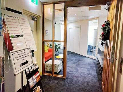Rent your office (first month 50% off) with Reception Service