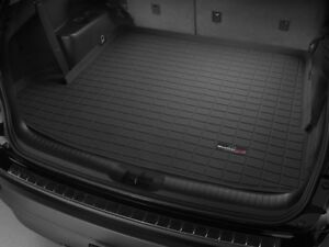 Weather tech cargo liner for highlander