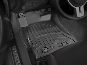 Weathertech Digitalfit Floor Liner SUBARU BRZ 2013-17 Front only