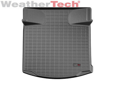 - WeatherTech Cargo Liner Trunk Mat for Chevrolet Malibu/Limited w/o Eco - Black