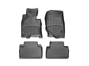 09 - 11 Infiniti FX35 Weathertech Digital Fit Mats Full Set
