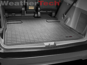 Weathertech Cargo Liner Trunk Mat For Toyota Sienna 2011