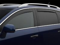 Weathertech Window Deflectors IN- Channel BMW X5/X5M 2007-2015'