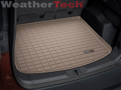 Awesome Details About Weathertech Cargo Liner Trunk Mat For Ford Escape Lincoln Mkc Tan Squirreltailoven Fun Painted Chair Ideas Images Squirreltailovenorg