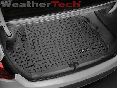 WeatherTech Cargo Liner Trunk Mat for Acura RLX - 2014-2019 - Black