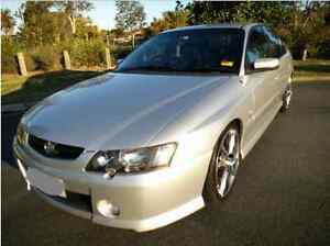 2003 Holden Commodore Sedan VY Series II SS V8 5.7L Upper Coomera Gold Coast North Preview