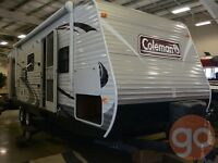 2013 Coleman CT262BHS