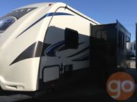 2015 Sunset Trail by Crossroads 28BH Travel Trailer