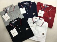 Moncler polo shirt | WHOLESALE / JOB LOT Moncler jacket Moncler jumper Moncler t shirt