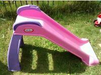 Kids slide and Trike