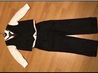 Age 2-3 boys 4 piece suit