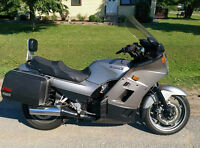 Kawasaki Concours Mint cond, priced for quick sale! new bike !