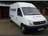 LDV Maxus 56 LWB HIGH TOP low mileage for year