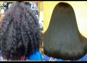 Japanese Straightening hair