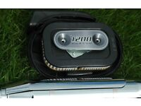 Harley XL1200C Airbox And Filter.