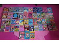 Collection of 48 Jacqueline Wilson Books