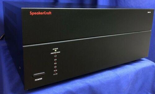 SpeakerCraft BB1235,12 Channel Power Amplifier - 100% QC