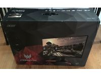 **SEALED** ACER XB271HU GAMING MONITOR BRAND NEW