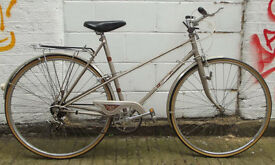 Vintage racing ladies bike RALEIGH frame size 20in / 51cm serviced & warranty ready to go - Welcome