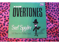 Overtones 7inch Surf Spyder (Surf, Instrumental, Garage) Frankfurt (Main) - Bornheim Vorschau