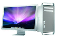 Apple Mac Pro and Cinema HD Display 30-Inch
