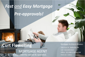 Fast & Easy Mortgage Pre-approvals, Renewals, Refinances & More