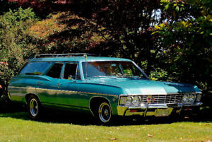1967 Chevrolet Bel Air Station Wagon