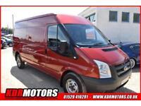 2008 Ford Transit 350 SHR P/V - 2.4L DIESEL - NO VAT - *CURRENTLY UNDER DEPOSIT*