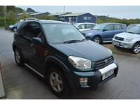 2003 TOYOTA RAV 4 2.0 NRG Auto FULL LEATHER STYLE PACK