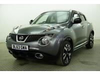 2013 Nissan Juke DCI N-TEC Diesel grey Manual