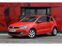 2013 VOLKSWAGEN POLO 1.2 60 Match Edition 3dr