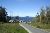 PRIVATE SALE - OCEAN VIEW Lot, Chemainus, BC (Vancouver Island)