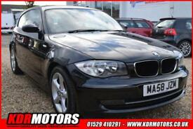2008 BMW 116i EDITION ES - F/S/H - 93K - WAS £3995 NOW £3695