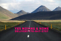 Yes moving service the best Rate in lower mailand Bc