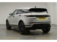 2019 Land Rover Range Rover Evoque R-DYNAMIC HSE Auto Estate Diesel Automatic