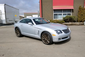 2008 Chrysler Crossfire Limited MINT California Car LOW KM