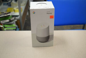 Google Home Smart Speaker Assistant - Like New, In Box #1021
