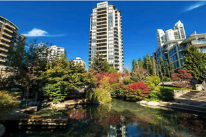 2B-2B Condo with water view on W 2nd St, North Vancouver