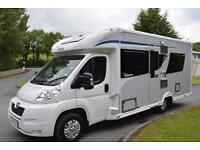 2014 ELDDIS ASPIRE 265 4 BERTH LUXURY MOTORHOME FOR SALE