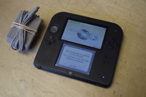 Nintendo 2DS Handheld Console + Charger - GREAT DEAL