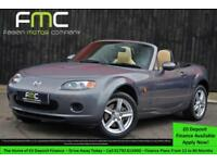 2006 Mazda MX-5 2.0 Option Pack 2dr **Stunning Example - Full Leather**