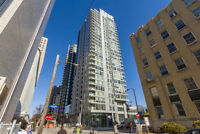 Live the high life in this 2 bed/2 bath at the Tribeca!