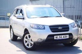 2006 56 Hyundai Santa Fe 2.2 CRTD CDX 4x4 - Just 82,000 Miles