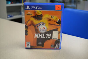 NHL 19 For PlayStation 4 (#156)