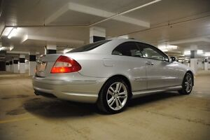 2006 Mercedes CLK350 ///AMG Package, 123KMs, Sunroof, $11,900