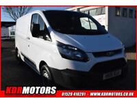 2015 Ford Transit CUSTOM 290 LR P/V 290 LR P/V - 70K - 6 SPEED TURBO DIESEL